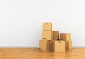 cartons pour déménagement